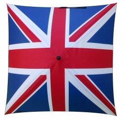 "Ombrella : ""Drapeau Britanique"" union flag jack"