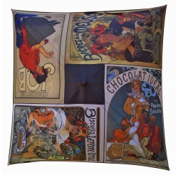 """Ombrella :  """"Affiches"""" by MUCHA"""