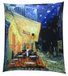 """Couverture de parapluie : """"Café de nuit"""" de Van GOGH"""