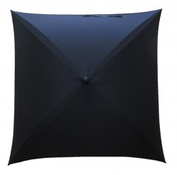 Ombrella Carré Delos solid black